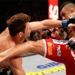 Michael Bisping TKO defeat to Vitor Belfort