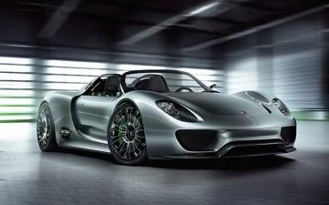 Porsche greener than Prius