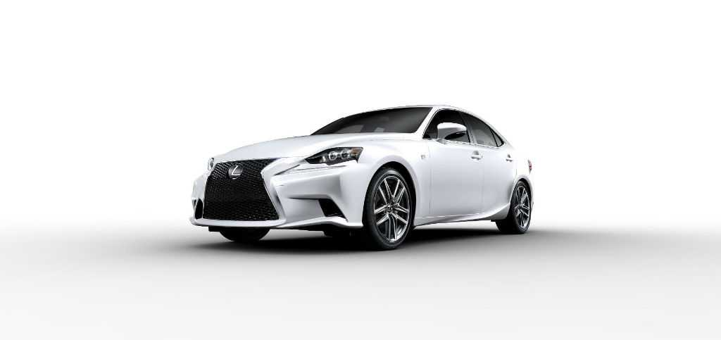 Lexus IS White
