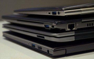 The Top Five Lightweight Ultrabooks