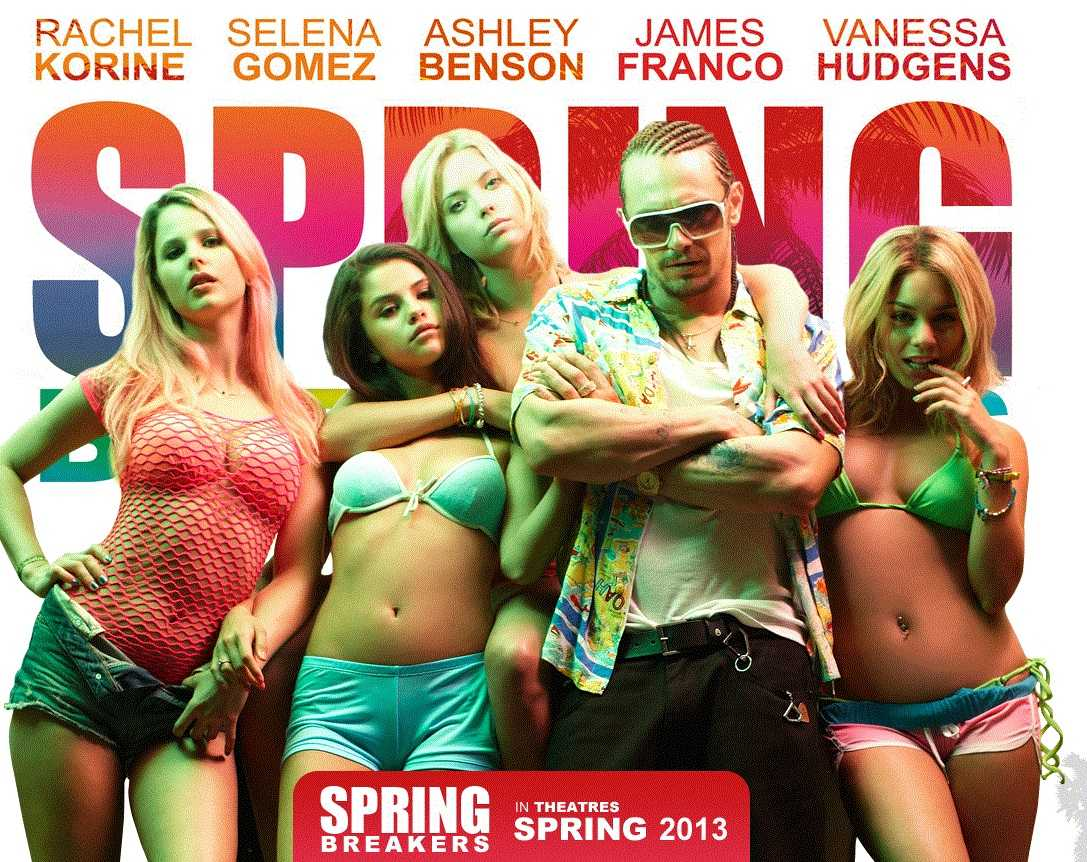 Spring Breakers, The Non-Modern Man | Unfashionablemale