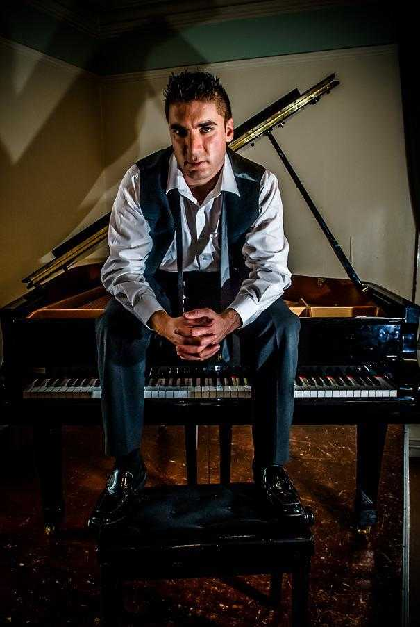 Richard Lennox Unveils Classical Solo Album, The Non-Modern Man   Unfashionablemale