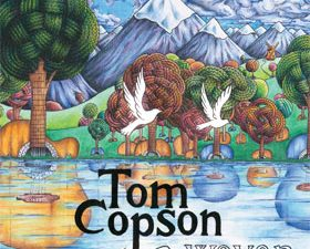 British folk singer-songwriter Tom Copson currently on tour with huge US band Hayseed Dixie