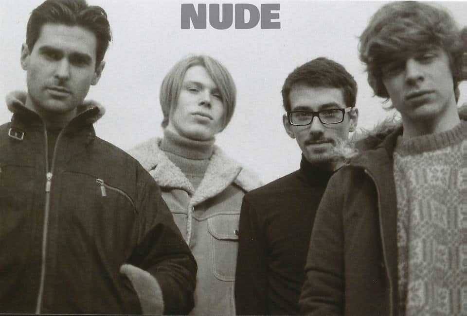 Nude set to release 'Oh My Lady' single on March 24th, The Non-Modern Man | Unfashionablemale
