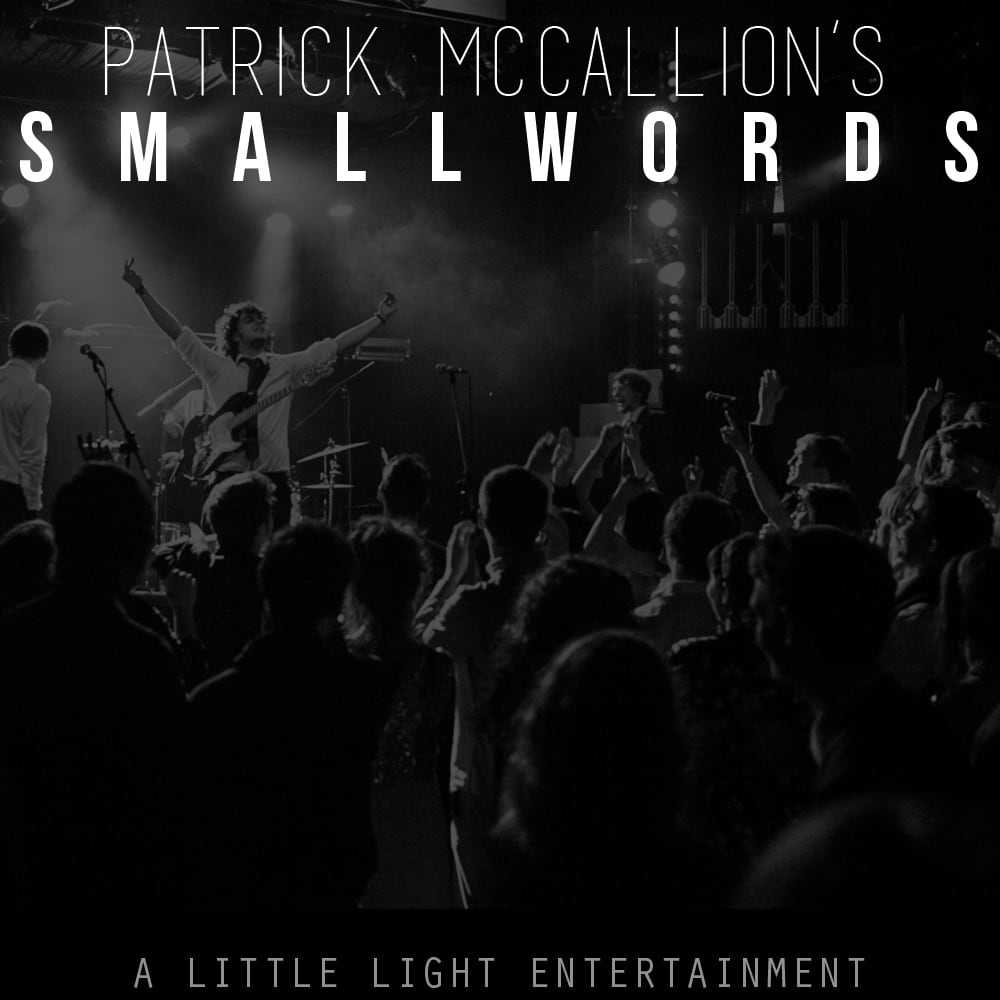 'A Little Light Entertainment' from Patrick McCallion's Small Words, The Non-Modern Man | Unfashionablemale