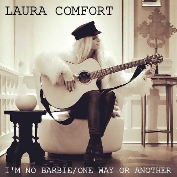 Laura Comfort's new AA side Single, The Non-Modern Man | Unfashionablemale
