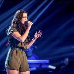 Sheena McHugh takes on The Voice