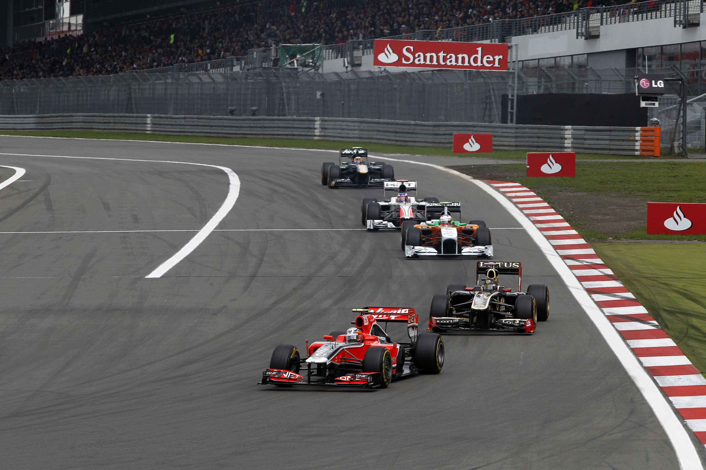 New Formula 1 Season Preview, The Non-Modern Man | Unfashionablemale
