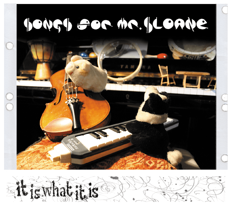 Review: Songs for Mr Sloane album 'It Is What It Is', The Non-Modern Man | Unfashionablemale