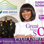 """The Great Voices of Soul"" – WEMBLEY"