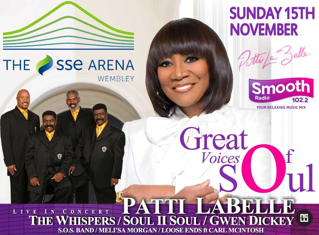 """""""The Great Voices of Soul"""" – WEMBLEY, The Non-Modern Man 