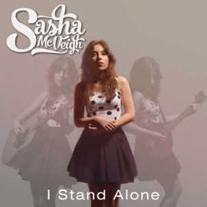 Sasha McVeigh - I Stand Alone (Album Cover)