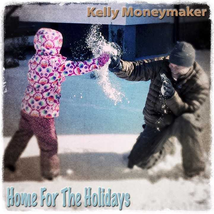 Christmas singles out now from Kelly Moneymaker, The Non-Modern Man | Unfashionablemale