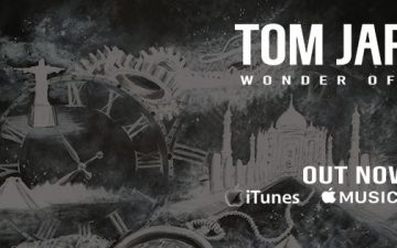 Tom Jarvis releases double A single – 'Wonder of Time', 'Ordinary Lie' – out today