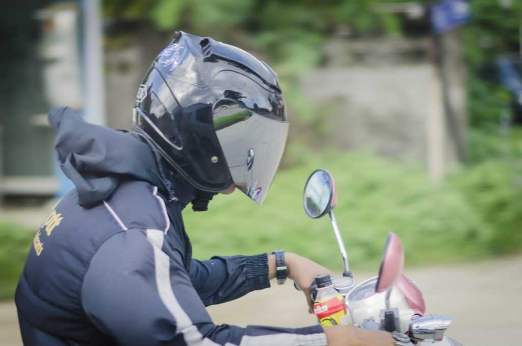 5 Reasons To Ditch Your Car And Get A Motorbike, The Non-Modern Man | Unfashionablemale