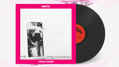 "Thiago Nassif announces new LP ""Mente"", The Non-Modern Man 